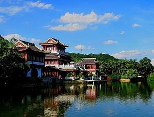 Tới Nam Ninh không muốn về với những điểm đến đẹp mê hồn
