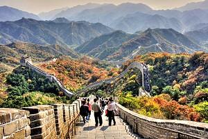 Trung Quốc trở thành một thị trường du lịch lớn mạnh nhất thế giới