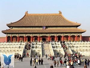 Tử Cấm Thành - Bắc Kinh - Trung Quốc