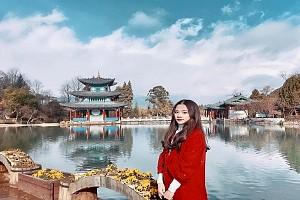 Côn Minh - Lệ Giang - ShangriLa - Bay 4 chặng