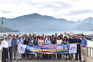 Tour Đài Bắc - Đài Trung - Cao Hùng Bay VietNam Airlines 2018