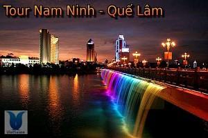 Tour du Lịch Trung Quốc : Hà Nội - Nam Ninh - Quế Lâm Noel 2016