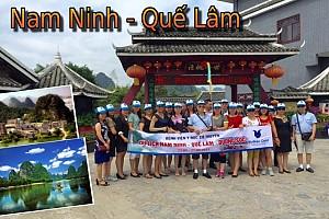 Tour Du Lịch Trung Quốc Tết Nguyên Đán 2016 : Nam Ninh - Quế Lâm