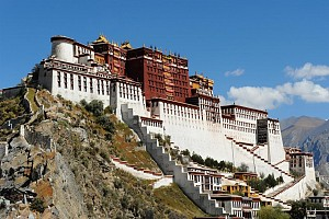 Tour: Quảng Châu - Tây Tạng - LHASA