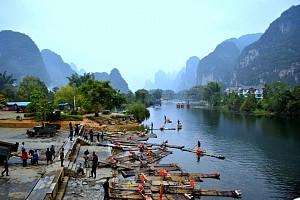 Tour Trung Quốc Nam Ninh - Quế Lâm Tết Âm Lịch 2017