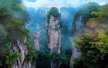 Trương Gia giới – Một nét chốn bồng lai, tiên cảnh.