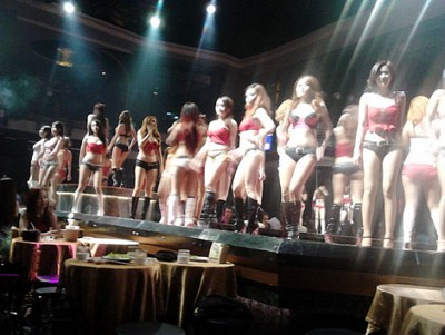'Kinh đô tình dục' Đông Quản: Nền công nghiệp trá hình
