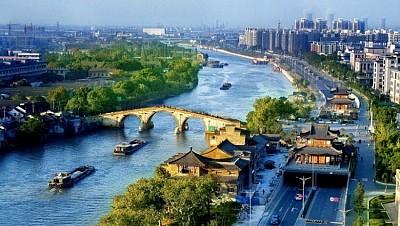 Chiêm ngưỡng kênh đào kỳ vĩ nhất thời Trung Quốc cổ đại