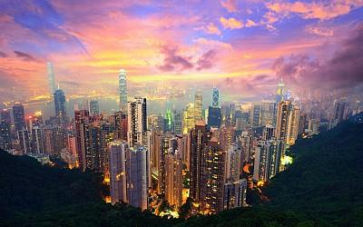 """""""Đốt tiền"""" ở những khách sạn xa xỉ bậc nhất Hong Kong"""
