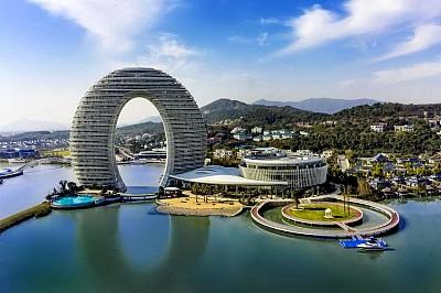 Ghé qua 10 nơi kỳ quặc tại Trung Quốc