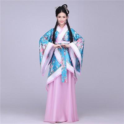 Hán Phục Trung Quốc cổ đại, không độc nhưng có tầm ảnh hưởng đến các nước láng giềng