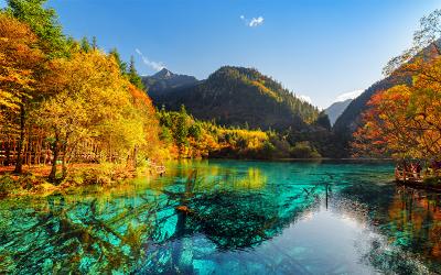 Kinh nghiệm du lịch Cửu Trại Câu Trung Quốc 2018