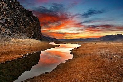 Lạc vào miền gió cát Gobi của Trung Quốc