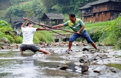 Làng Kungfu và những ly kỳ về nguồn gốc hình thành