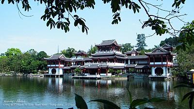 Nam Ninh - Quảng Tây - Trung Quốc