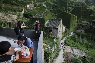 Ngôi làng ma rùng rợnTrung Quốc