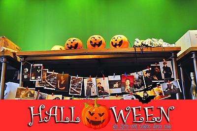 Top các nhà hàng ở Trung Quốc cho ngày Halloween