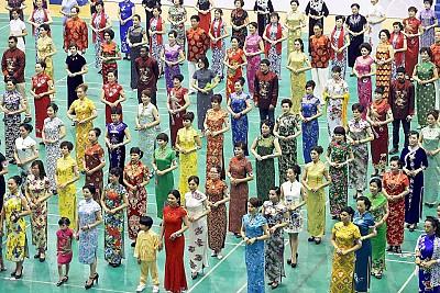 Những phong tục tập quán của Trung Quốc