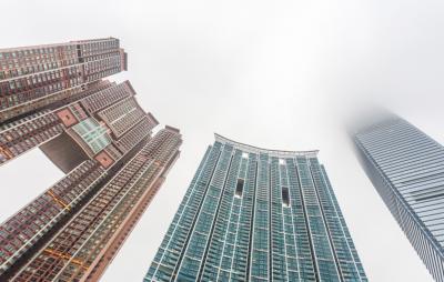Sự thật thú vị của những lỗ hổng giữa các ngôi nhà cao tầng ở Hồng Kông