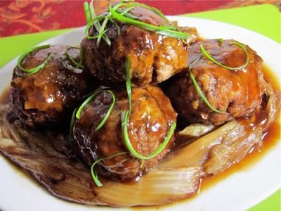 Thịt viên Trung Quốc