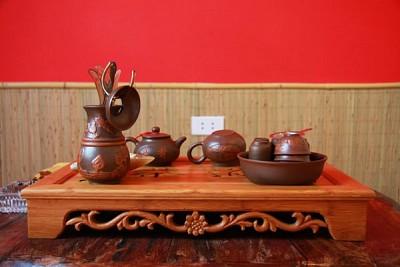 Tìm hiểu phong tục đấu trà tại Trung Quốc