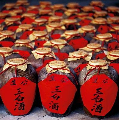 Tìm hiểu về văn hóa rượu của người Trung Quốc