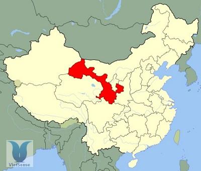 Tỉnh Cam Túc - Trung Quốc