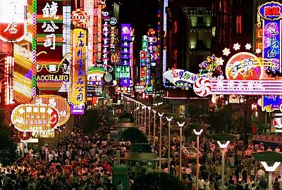 Trung Quốc: Chật kín người tại địa điểm du lịch nổi tiếng