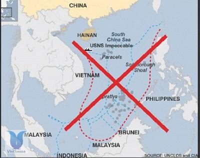 Trung Quốc đối mặt áp lực quốc tế về vấn đề trên Biển Đông