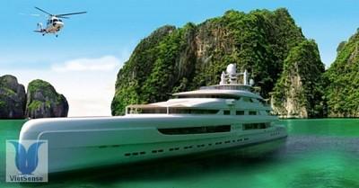 """Trung Quốc: """"sốt sình sịch"""" với trải nghiệm Du thuyền"""