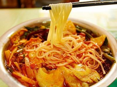 Vì sao người dân miền Nam Trung Quốc lại thích ăn bún gạo