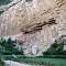 Lạ mắt với ngôi chùa hơn 1500 năm trên núi của Trung Quốc