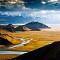 Thảo nguyên Tân Cương - một bức tranh tuyệt mỹ
