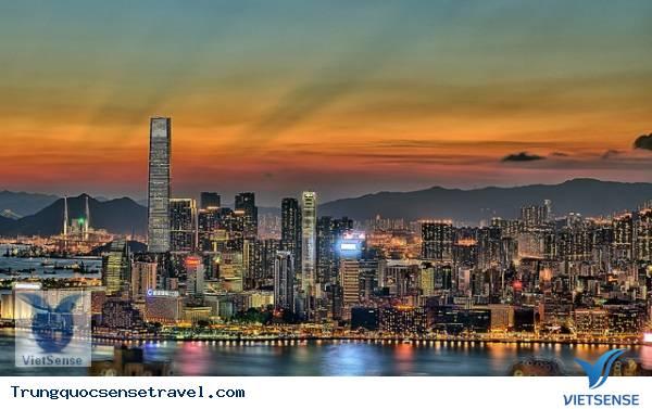 Bán đảo Cửu Long, Hồng Kông, Trung Quốc