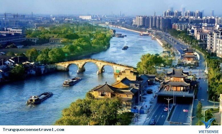 Chiêm ngưỡng kênh đào kỳ vĩ nhất thời Trung Quốc cổ đại,chiem nguong kenh dao ky vi nhat thoi trung quoc co dai