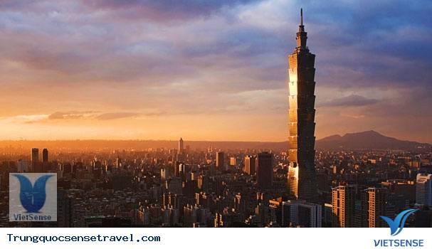 Đài Bắc Đài Loan,dai bac dai loan,du lịch Trung Quốc