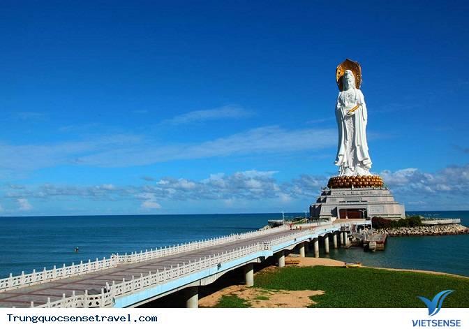 Đảo Hải Nam - thiên đường là có thật ở Trung Quốc