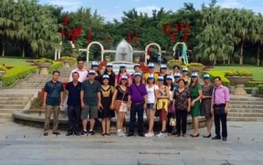 Tour Trung Quốc: Quảng Châu - Thẩm Quyến Tháng 6,7,8