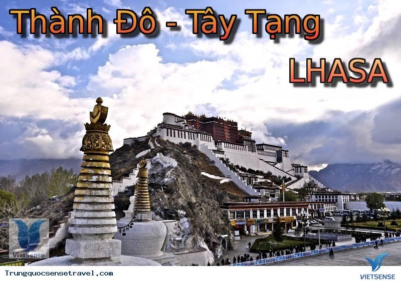 Du Lịch Trung Quốc : Thành Đô - Tây Tạng - LHASA - SHIGATE