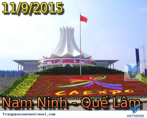 Du Lịch Trung Quốc Ngày 11/9/2016: Nam Ninh - Quế Lâm 4 Ngày 3 Đêm