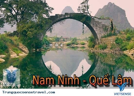 Du Lịch Trung Quốc Ngày 25/9/2016: Nam Ninh - Quế Lâm 4 Ngày 3 Đêm