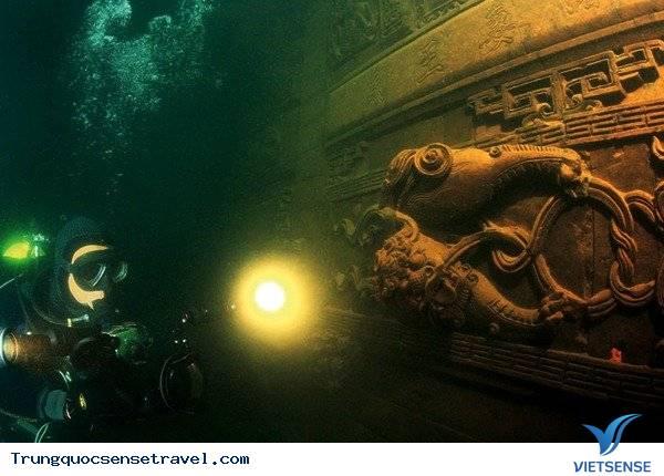 """Hồ Vạn Đảo – """"Atlantis phương Đông"""" đầy mê hoặc,ho van dao  atlantis phuong dong day me hoac"""