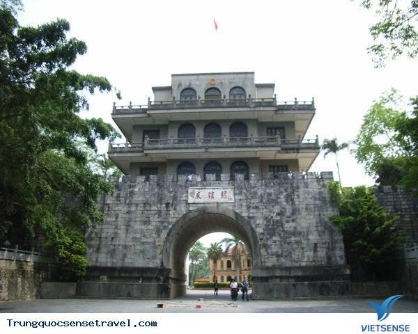 Hữu Nghị Quan Trung Quốc,huu nghi quan trung quoc