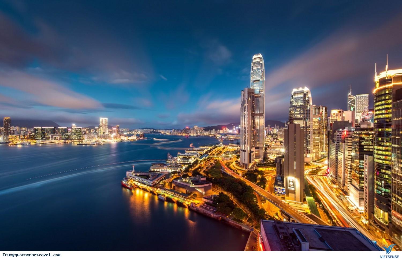 Khám phá Hong Kong qua con phố với quá khứ đầy ám ảnh