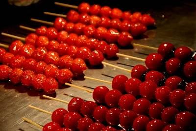 Khám phá lễ hội bánh Hồ lô Trung Quốc,kham pha le hoi banh ho lo trung quoc
