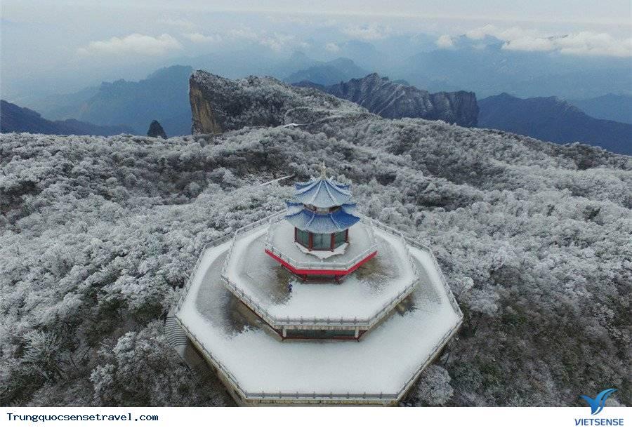 Khám phá Thiên Môn Sơn mùa băng tuyết tại Trương Gia Giới,kham pha thien mon son mua bang tuyet tai truong gia gioi