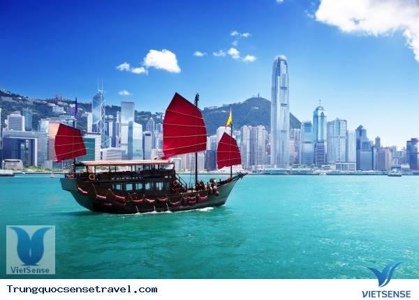 Lịch Khởi Hành Tour Du Lịch Trung Quốc - Hồng Kông Tháng 8,9