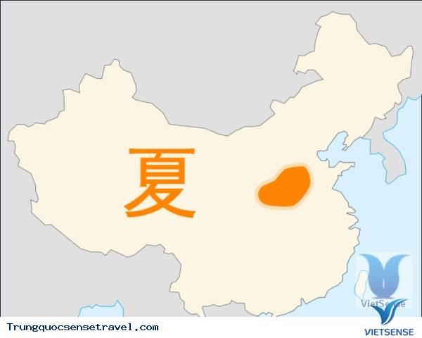 Lịch sử Trung Quốc, sau thời nguyên thủy đến đời Nhà Hạ