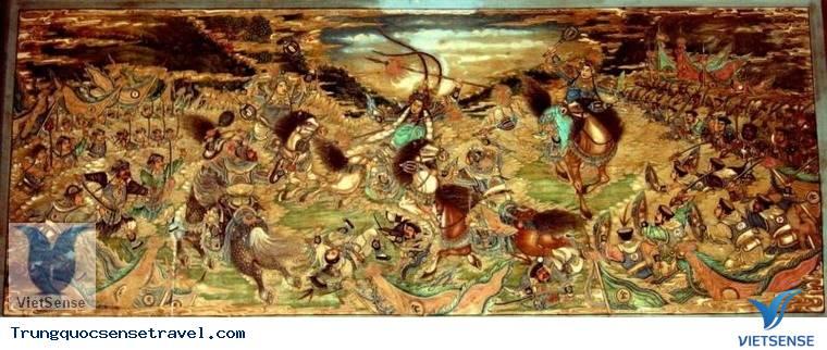 Lịch sử Trung Quốc : Phần 8 - Nhà Tùy