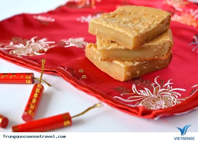 Món ăn mang lại sự may mắn trong ngày Tết của người Trung Quốc